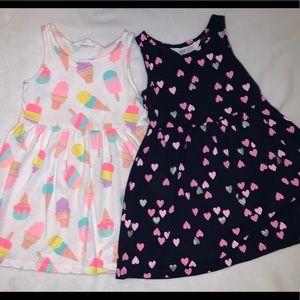 2 toddler girl dress